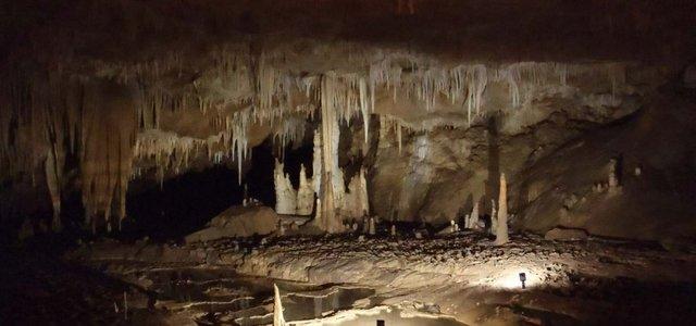غار آبی دانیال | Photo by : Unknown