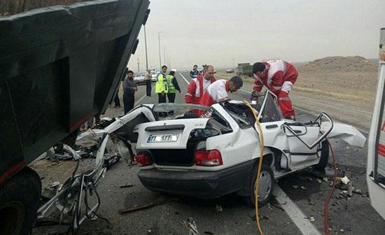 اقدامات ضروری برای کمک به مصدومان حوادث جادهای
