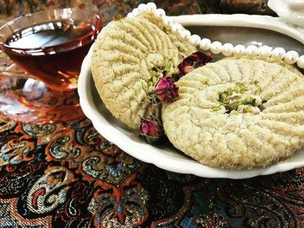 کلوچه کاشان | Photo by : Unknown