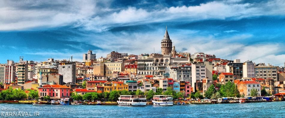 شهر استانبول   Photo by : Unknown