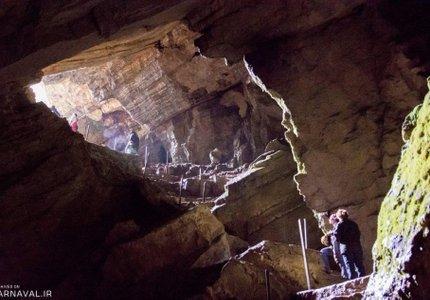 غار بورنیک | Photo by : Alireza Kheirkhah