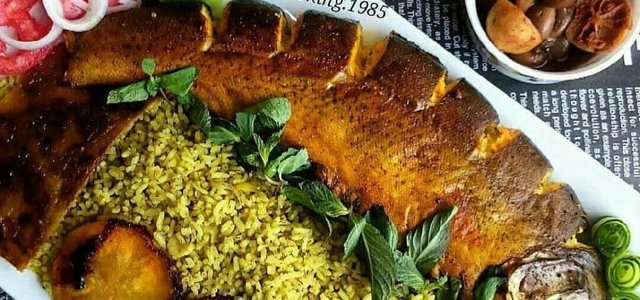 ماهی شکم پر | Photo by : @masi.cooking.1985