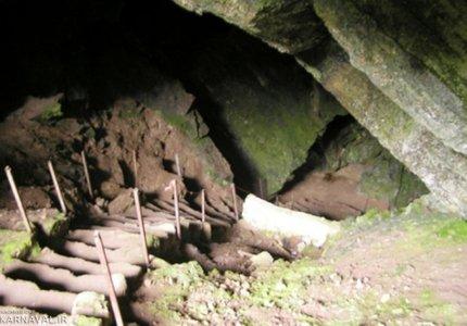 غار بورنیک | Photo by : Unknown