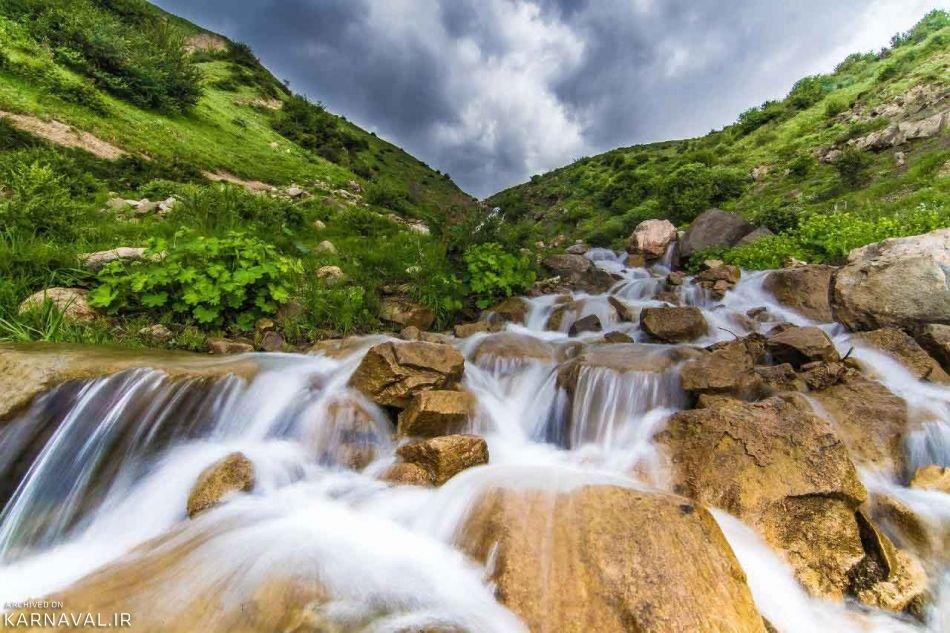 آبشارهای جواهرده | Photo by : Pourya Ali