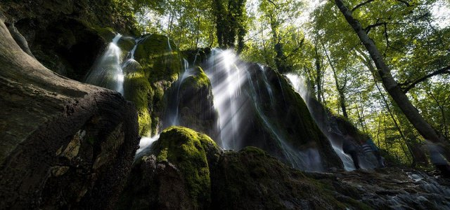 آبشار اوبن | Photo by : Unknown