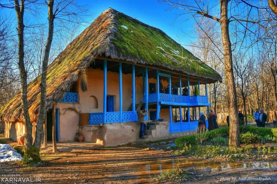موزه میراث روستایی گیلان | Photo by : Hadi Ahmadzadeh