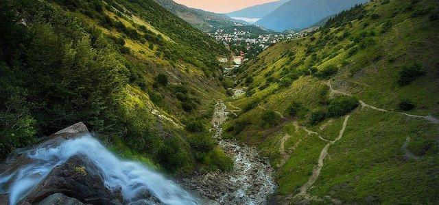 آبشارهای زیبای جواهرده | Photo by : Unknown