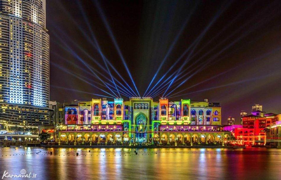 دبی مال | Photo by : Riyas V Abdul Lathief