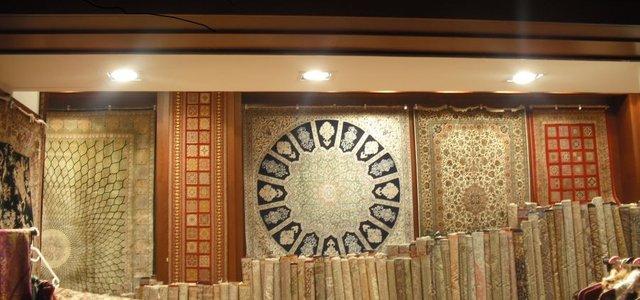 فرش عماد در دبی مال | Photo by : Unknown