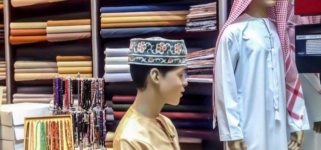فروشگاه عربی دبی مال | Photo by : Unknown