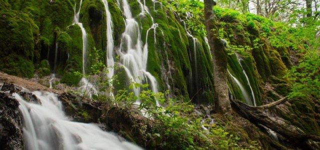 آبشار اوبن | Photo by : Noshen Moghaddam