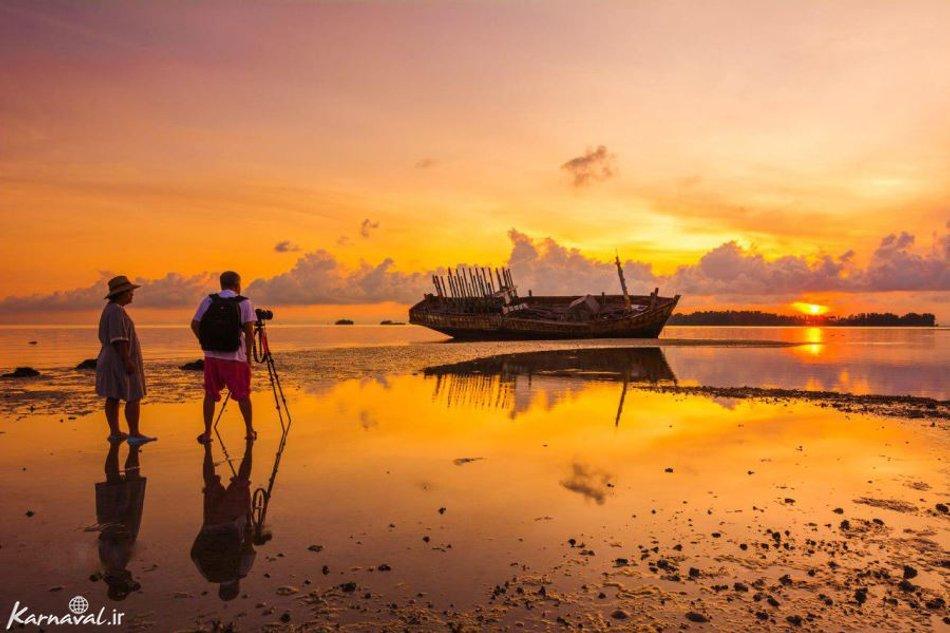 آموزش عکاسی در سفر   Photo by : Napon Thiphayamontol