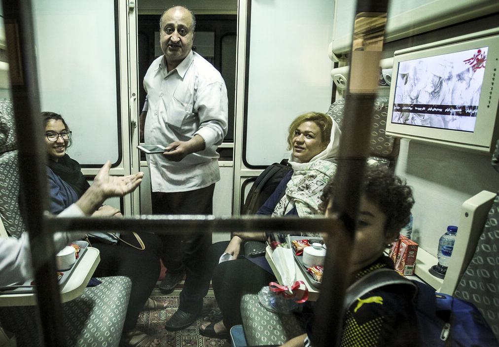قطار تهران - آنکارا - قطار تهران - ترکیه - قطار - تهران - وان