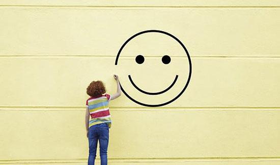 خوشبختی خوب اما شادی بهتر است!