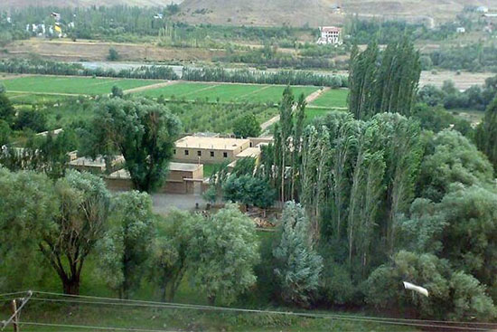 روستاهای خاص ایران