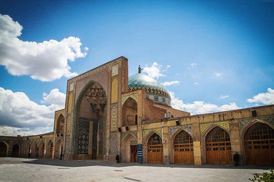 ۱۰ جاذبه گردشگری برتر شهر قزوین