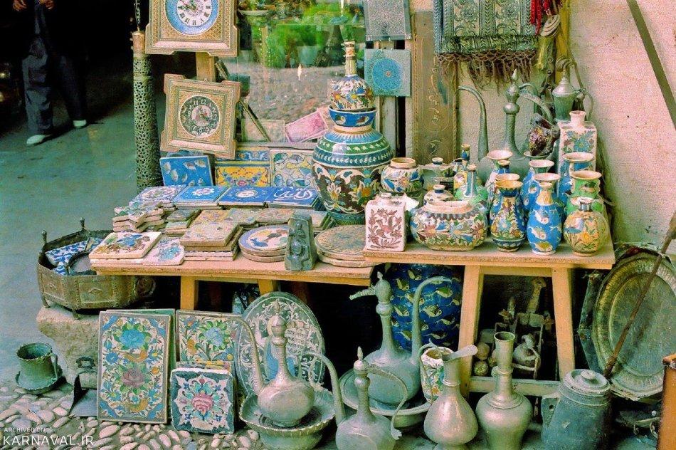سوغات شیراز سرای مشیر | Photo by : Shahram Arianfar