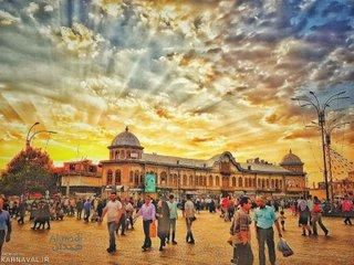 میدان امام خمینی همدان | Photo by : Unknown