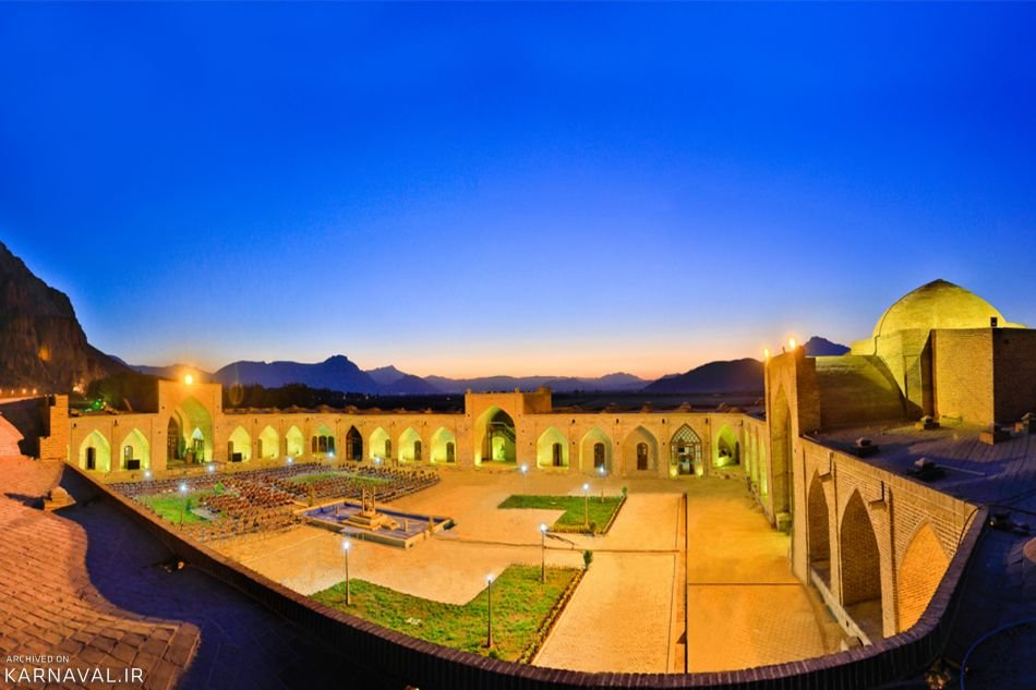 هتل لاله بیستون کرمانشاه | Photo by : Unknown