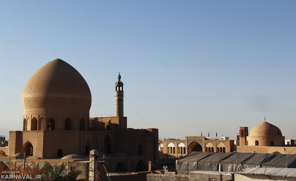 مسجد آقابزرگ | Photo by : Unknown
