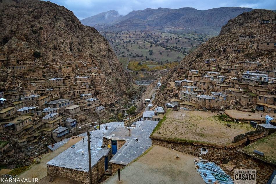 روستای پالنگان | Photo by : Unknown