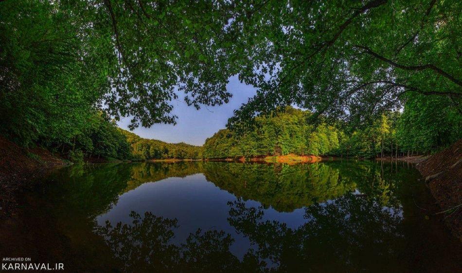 دریاچه چورت | Photo by : Amin Abedini