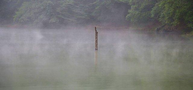 مه دریاچه چورت | Photo by : Mohammad Khademosheikh