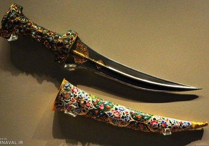 خنجر جواهرنشان | Photo by : Unknown