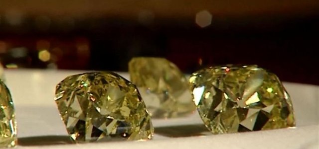 الماس زرد | Photo by : Unknown