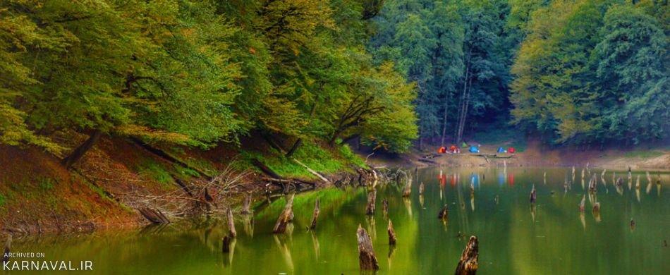 دریاچه چورت | Photo by : Aidin Alizade