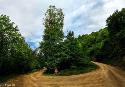 مسیر چورت | Photo by : Unknown