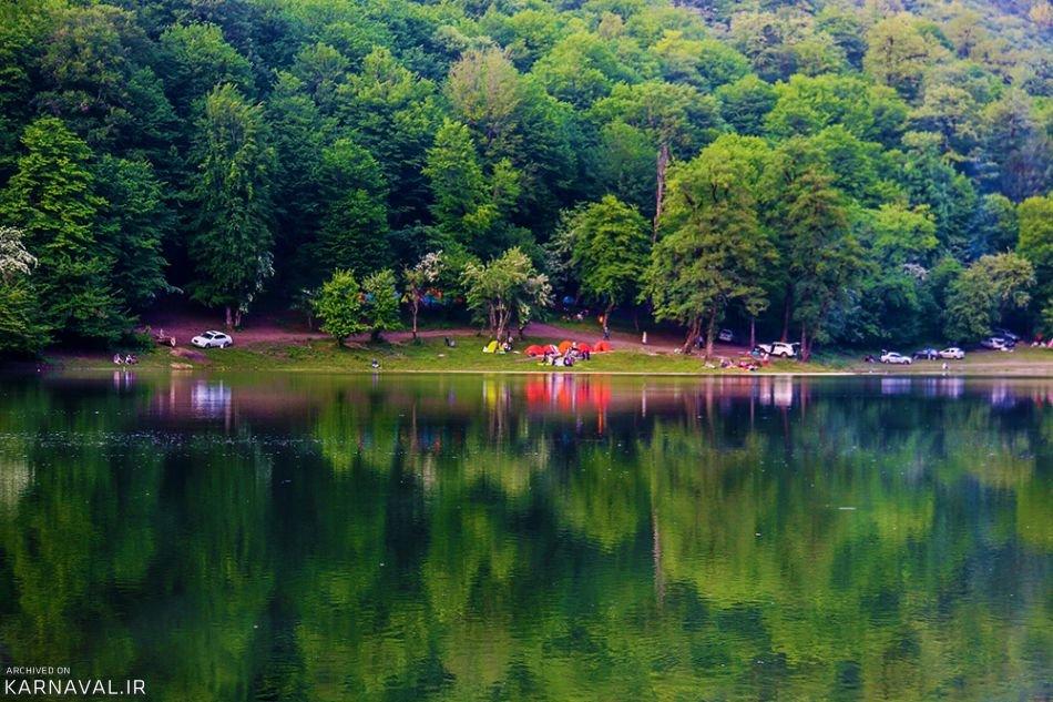 دریاچه چورت | Photo by : Mohammad Khademosheikh