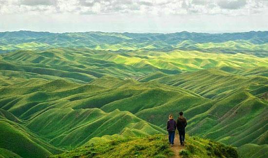 ترکمن صحرا، تلفیق صدای دوتار و یال اسب!