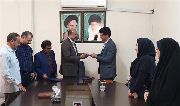 مهدی رمضانی، سرپرست اداره فرهنگ و ارشاد اسلامی قائمشهر شد