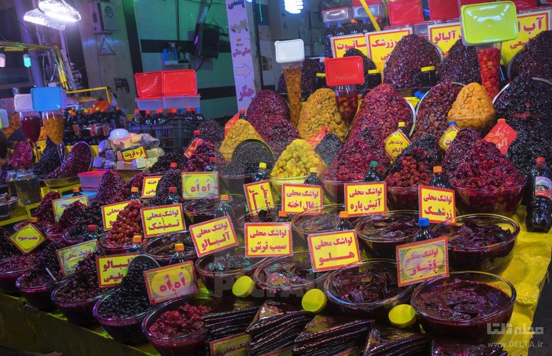بازار تجریش تهران Tajrish Bazaar