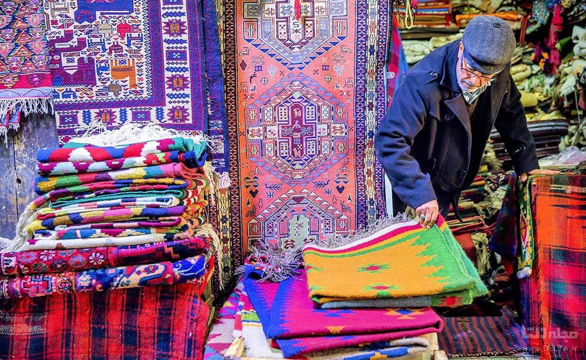بازار تجریش سنتی Tajrish Bazaar