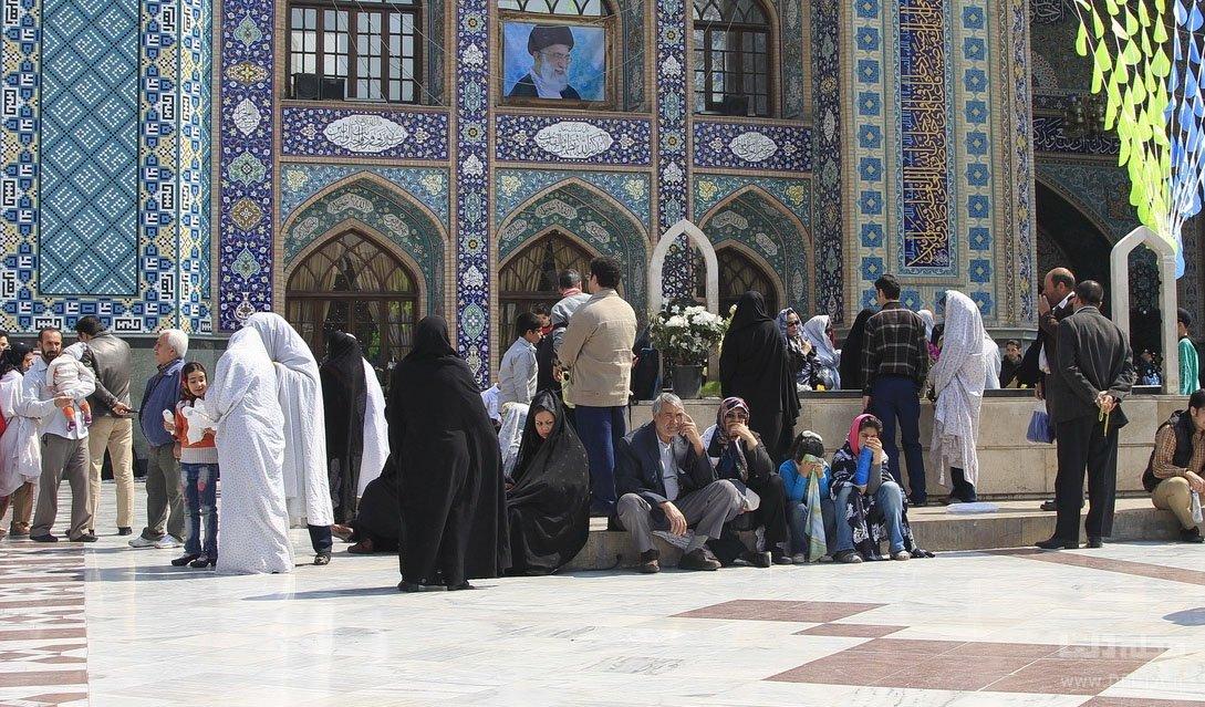 مسجد بازار تجریش Tajrish Bazaar