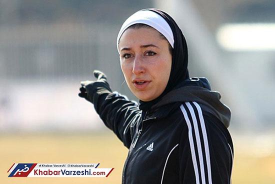 مربی زن ایرانی، کاندیدای بهترین مربی سال