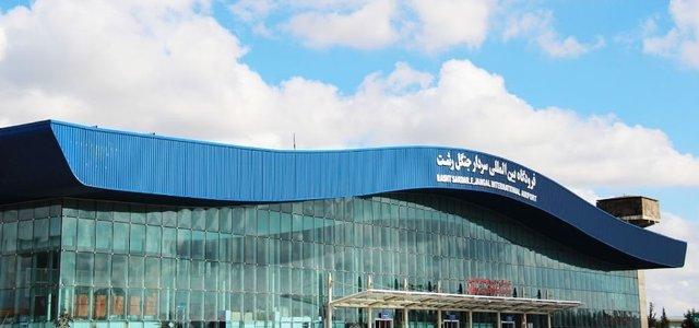 فرودگاه شهر رشت | Photo by : Unknown