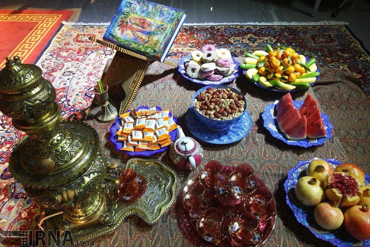 موزه کلبادی ساری میزبان شب یلدای مازندرانیها شد