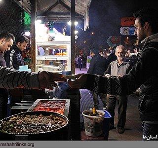 شکم گردی در رشت | Photo by : Mona Taher | Hamshahri