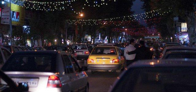 شهرر رشت | Photo by : Mo Firouz