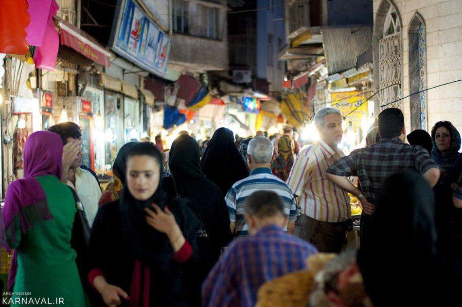 مردم رشت | Photo by : Mo Firouz