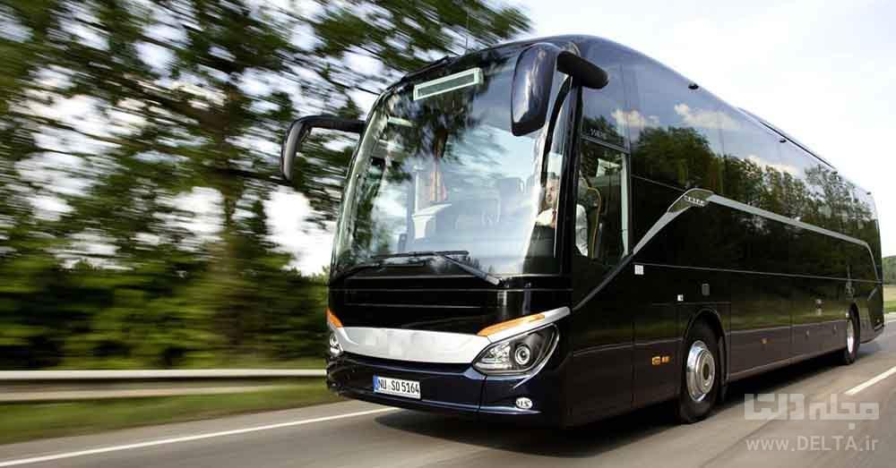 بلیط اتوبوس به باکو زمینی