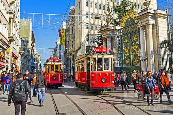 ایستیکلال خیابان خاورمیانه