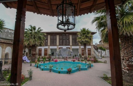 خانه تاریخی کلبادی | Photo by : Unknown