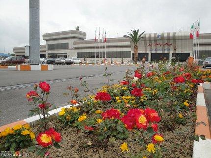 فرودگاه ساری | Photo by : Unknown