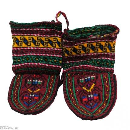 جوراب پشمی | Photo by : Unknown