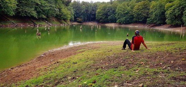 دریاچه چورت | Photo by : Unknown
