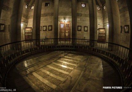 آرامگاه ابن سینا | Photo by : Pouria Ali
